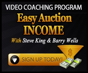 easy auction income
