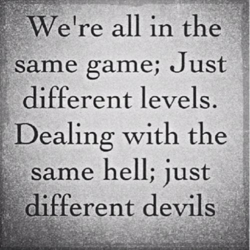 Different Devils