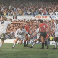 Leeds United Legend Gordon Strachan in Elland Road Return   -   by Rob Atkinson