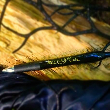 Black Cloak Pen