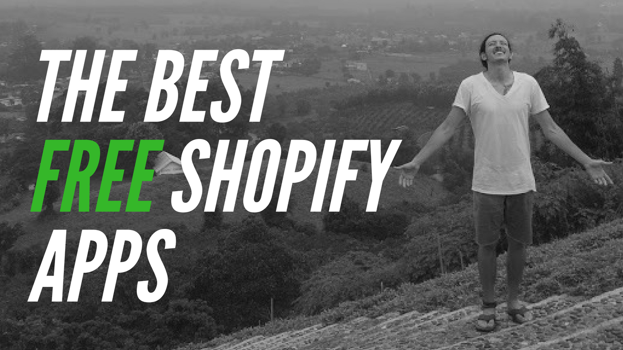 The Best Free Shopify Apps RobertBotto.com