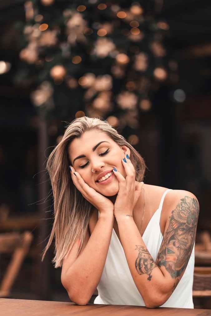 smile, happy, joy