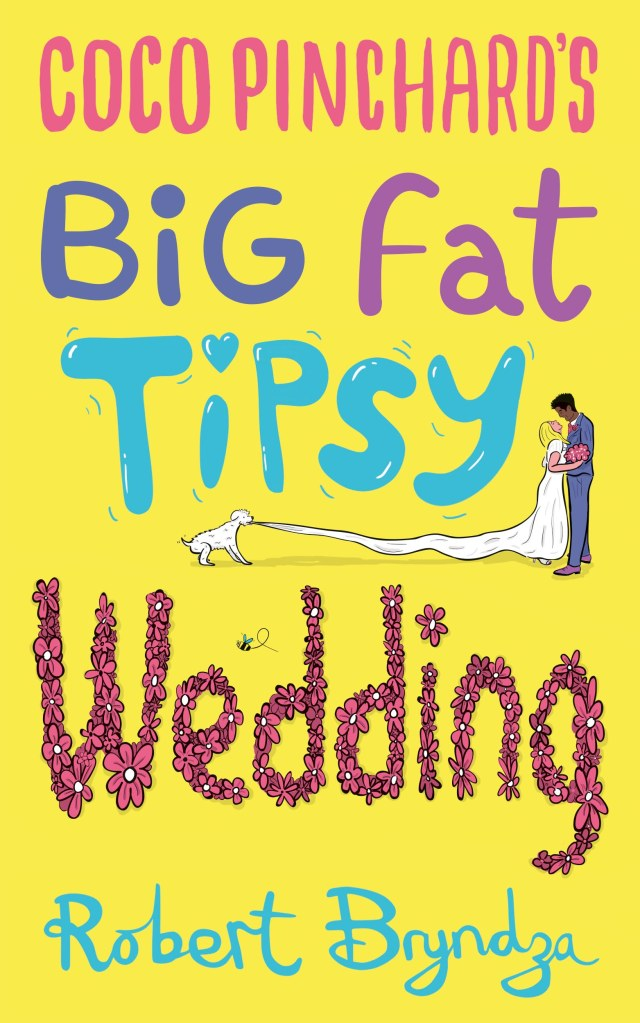 Coco Pinchard's Big Fat Tipsy Wedding (Coco Pinchard #2)