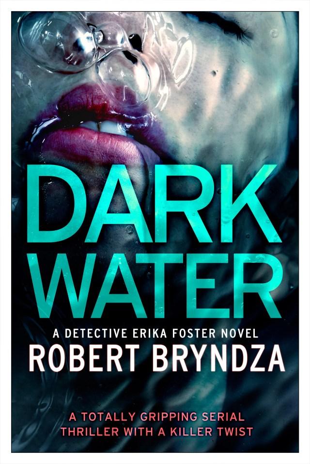 Dark Water: A totally gripping thriller with a killer twist (Detective Erika Foster #3)