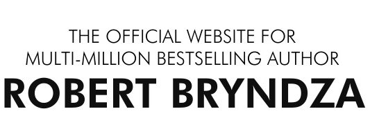 Robert Bryndza's Author Page