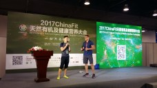 Translating on stage