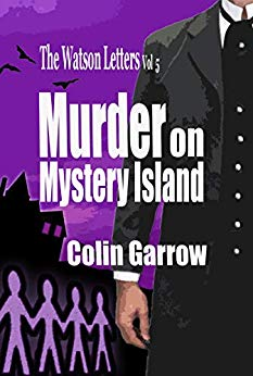 Murder on Mystery Island by Colin Garrow