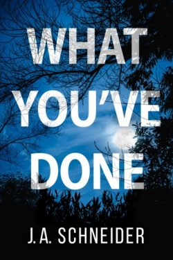 What You've Done by J A Schneider