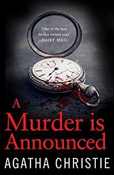 A Murder is Announced by Agatha Christie