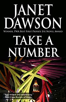 Take a Number by Janet Dawson