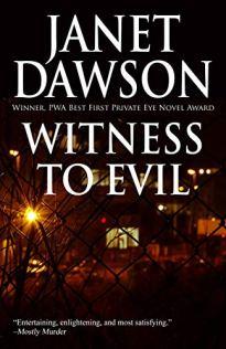 Witness to Evil by Janet Dawson