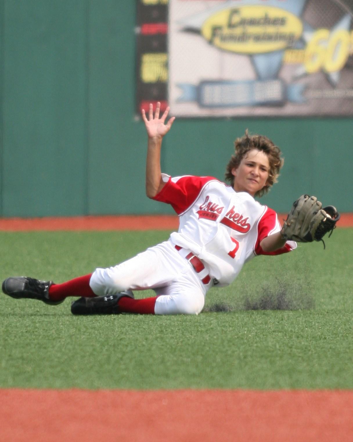 crop baseball