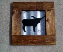 Texas Longhorn Art