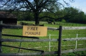 FREE Manure
