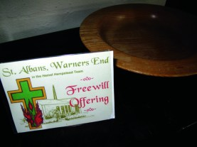 Freewill Offering
