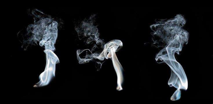 Pascal Candle Smoke