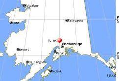 Y, Alaska