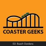 Coaster Geeks: Busch Gardens