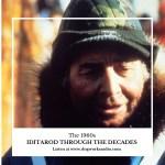 Iditarod Through the Decades 1960s