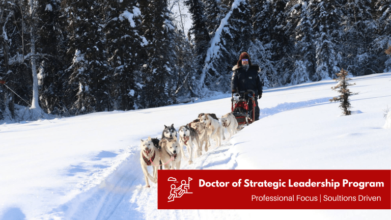 Doctorate of Strategic Leadership program Robert Forto