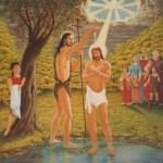 Baptême de Jésus – Chapelle en France