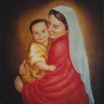 Madone et Enfant