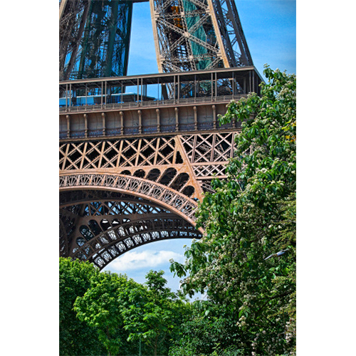France - Paris - Eiffel Tower