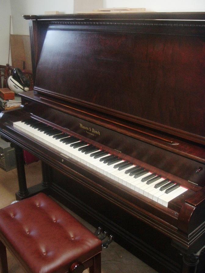 Mason Amp Risch Upright Piano For Sale Pianos For Sale