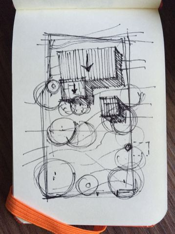 Floor Plan Sketches Univer City
