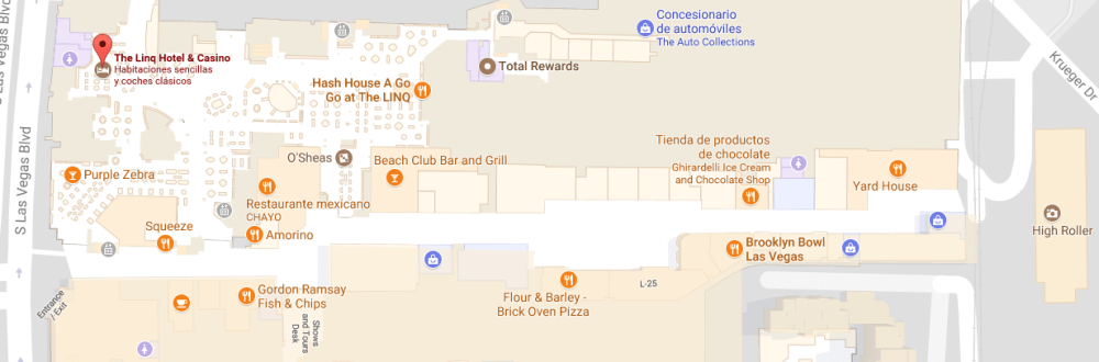 Linq Maps