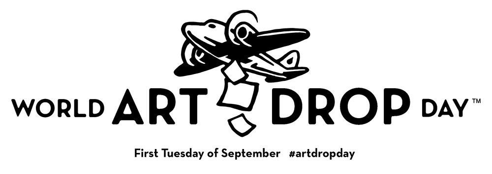 ArtDropDay flag