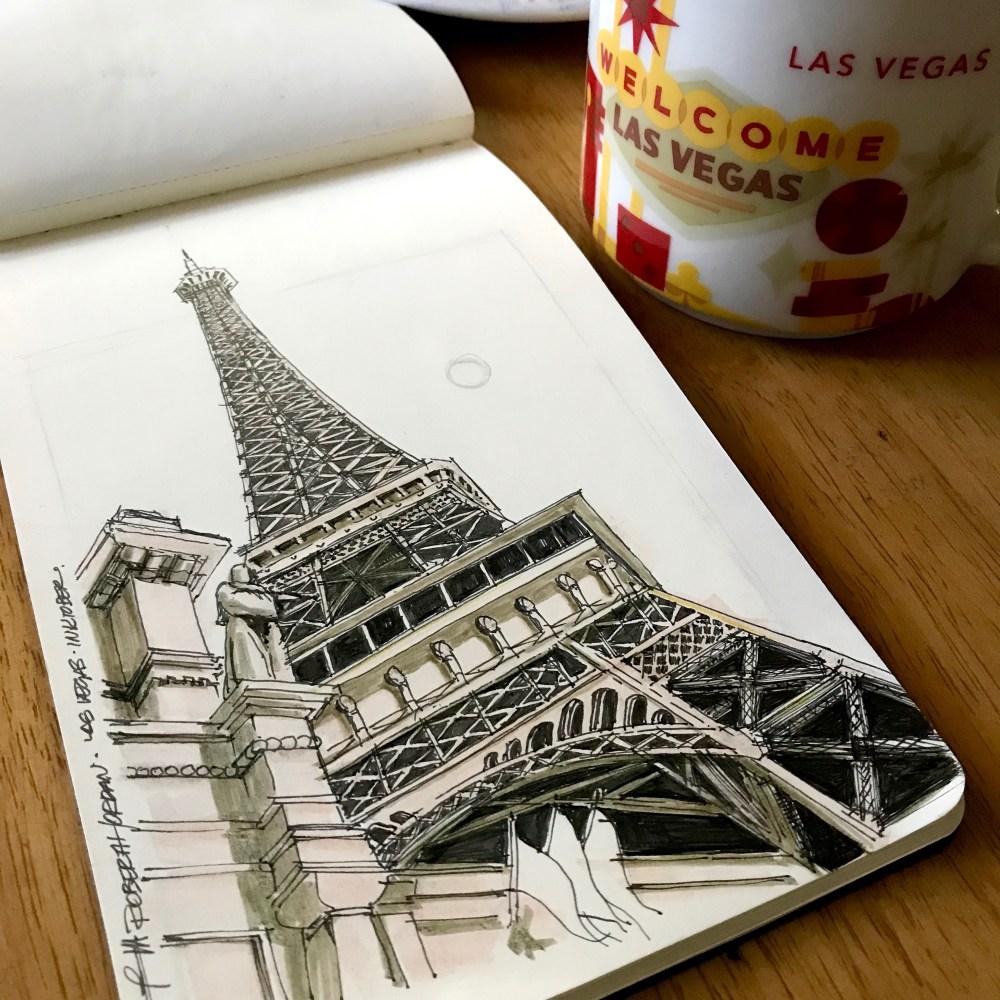 Eiffel Las Vegas 1