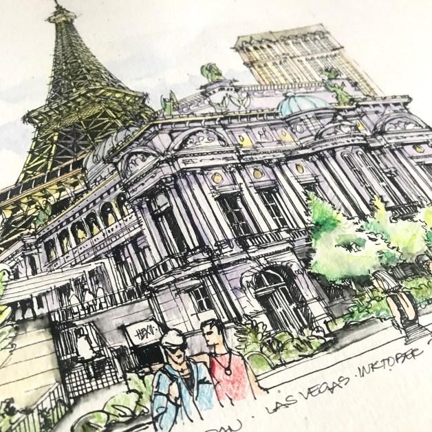 Paris in Vegas 1