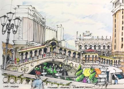 Venetian Sketch 1
