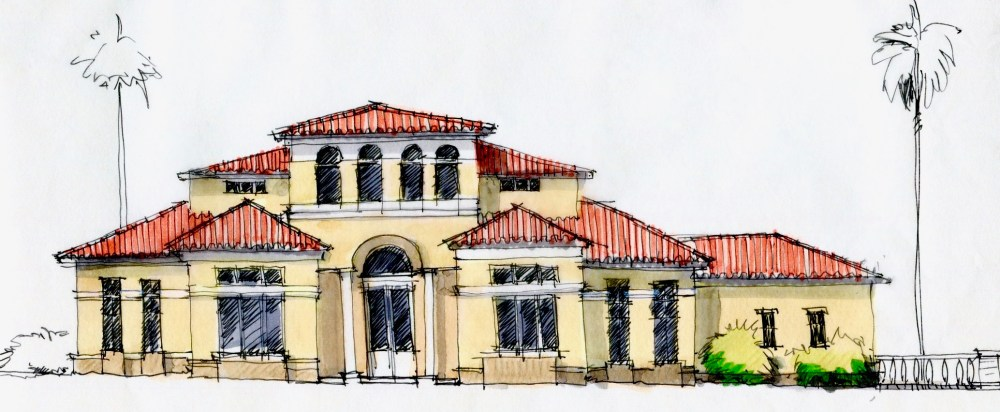 Mediterranean House Project