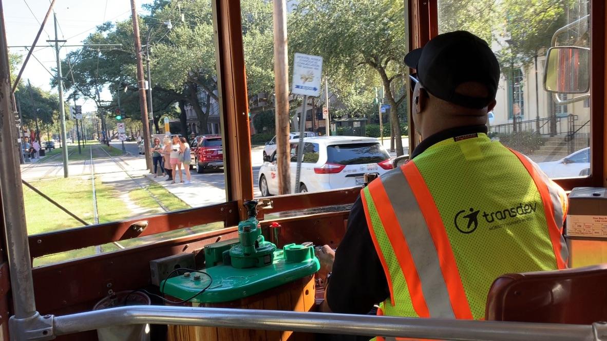 Street car Driver - New Orleans