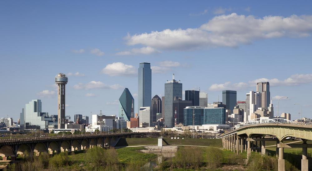 Visiting Dallas Downtown