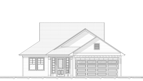 Moder Farmhouse Plan