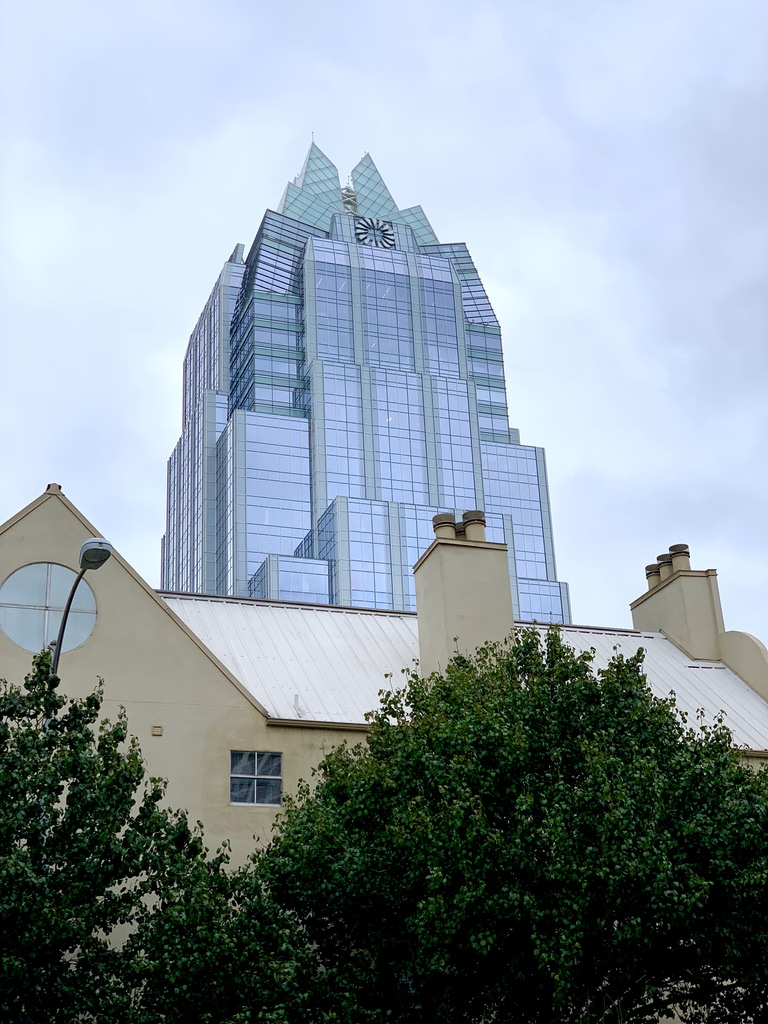 Austin Frost Bank Tower - Austin Downtown Walk