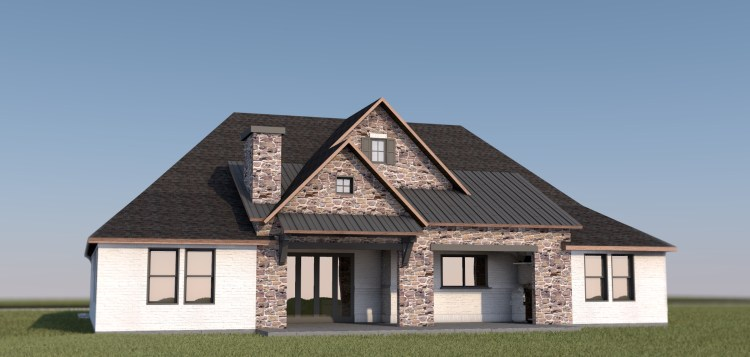 Golf Course - House Design
