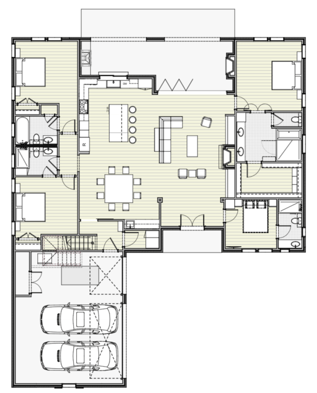 House Design Floor Plan