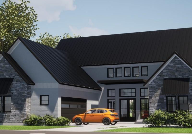 More Modern Farmhouse