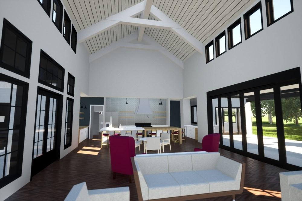 Moder Farmhouse Interior