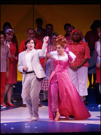 """Cerveris and LuPone in """"Whistle"""""""