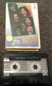 The Very Best of Dr. Hook - Gibson Records 977