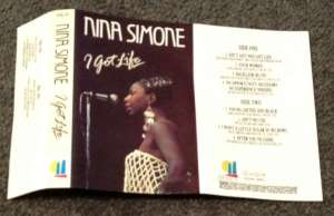 Nina Simone - I Got Life - Design Records DSK 118