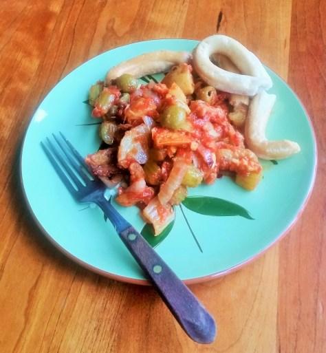 baccala stew