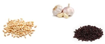 pasta inchiummata