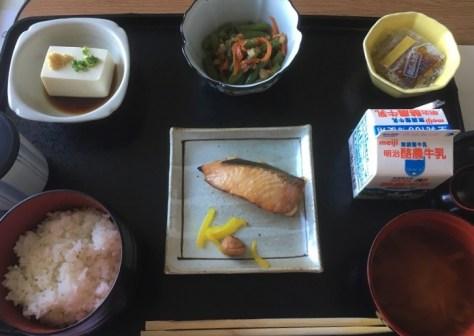 Japanese Hospital Food