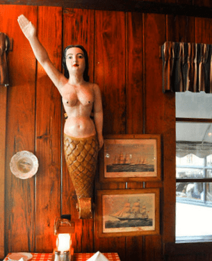 The Lobster House in Cape May